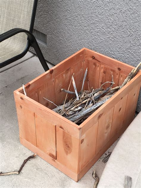 Fire Pit Diy Instructions Crate